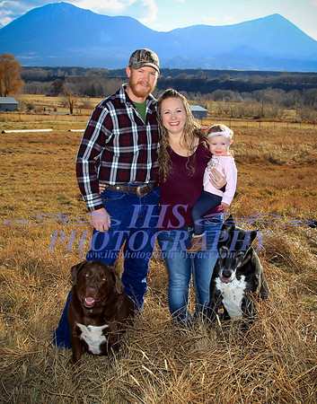 McRobbie Family 2017