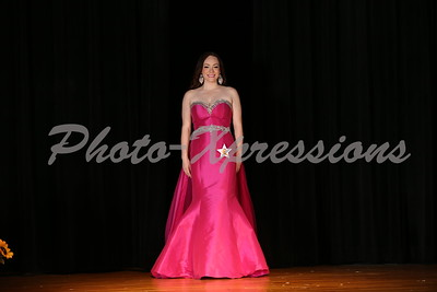 Miss Formal & On Stage Question
