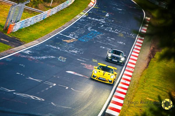 Nürburgring Nordschleife Fotos