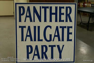 Pflugerville Panthers vs. Smithson Valley Rangers,  Novemner 15, 2008