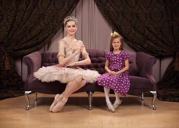Sugar Plum Fairy Tea Party - McDavid Studio - 10 Dec 2017