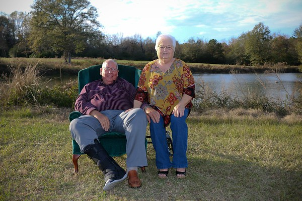 Fifty Years ~ Larry and Marilyn Spence