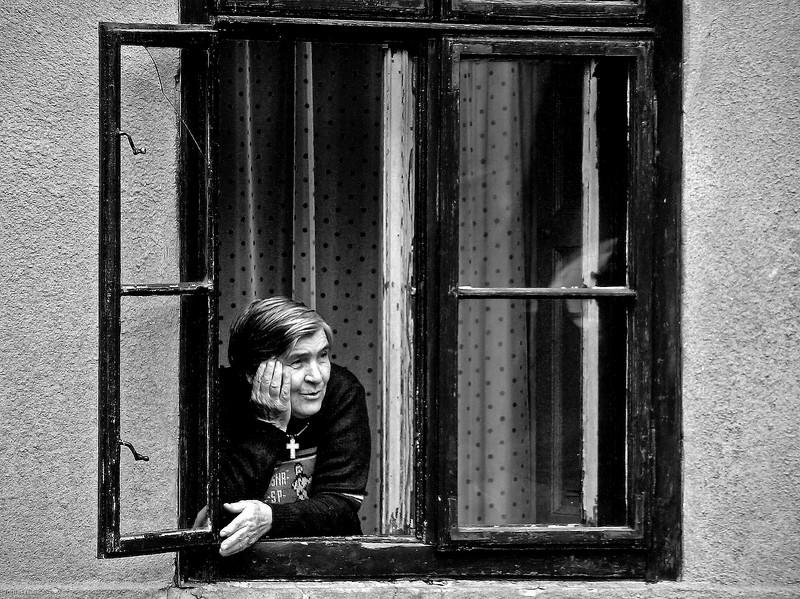 Pani v okne, Šahy