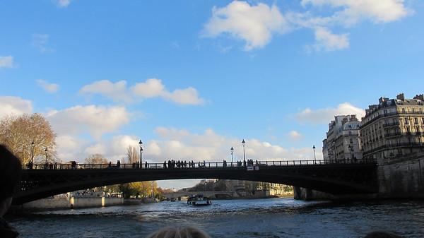 Bridges over the Seine 2013