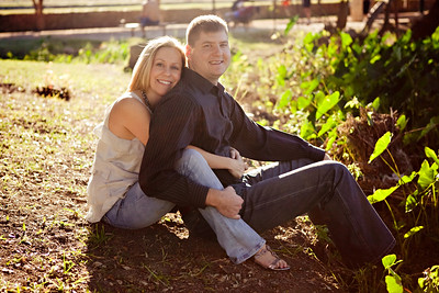 Brian and Stephanie's Engagement Pictures