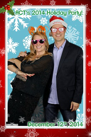 ACT's Holiday Party