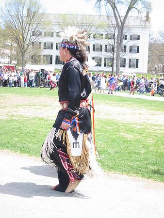 Dartmouth Pow wow 2003