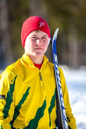 2015-2016 Nordic Skiing
