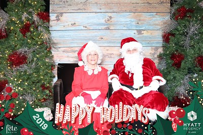 2019 Hyatt Regency Children's Holiday Party