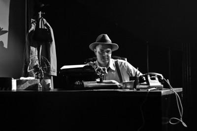 The Do-Gooder Debacle - Film Noir