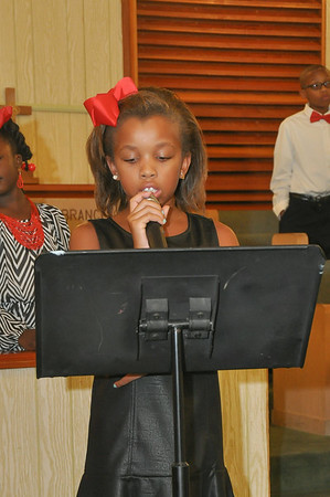 St. Mary C.M.E Church Youth Choir Reunion
