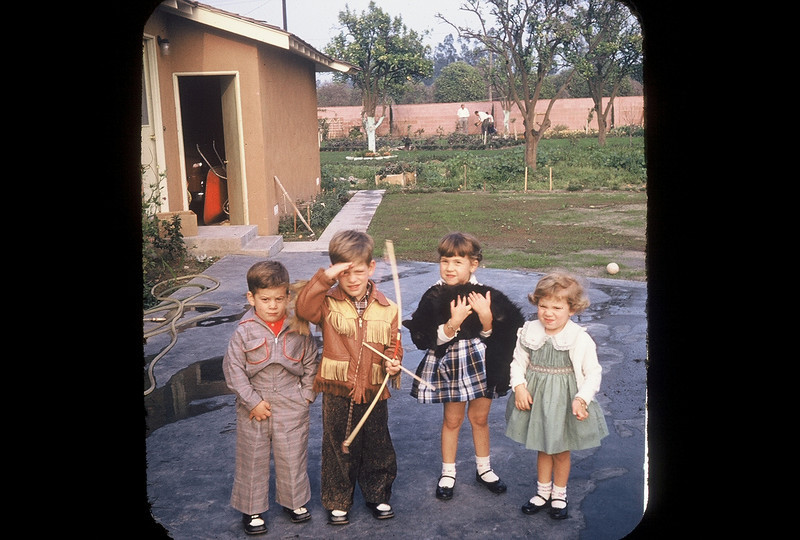 Mike Weisman, Paul Weisman, Laura and Janet.