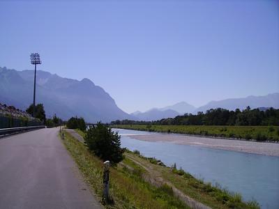 2007 - 1.August-Tour: Lichtenstein - Landeck - Timmelsjoch