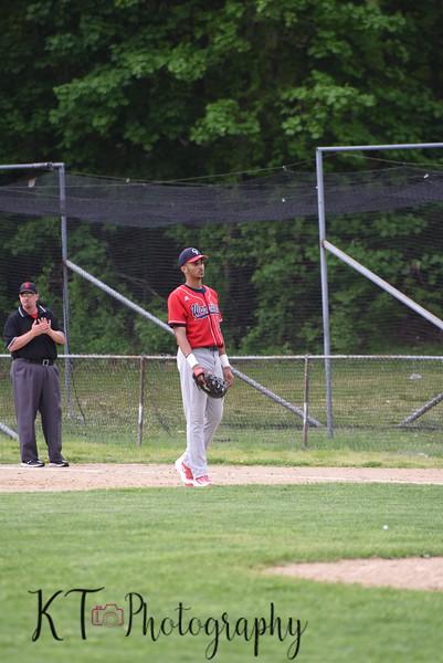 CF Baseball 2018