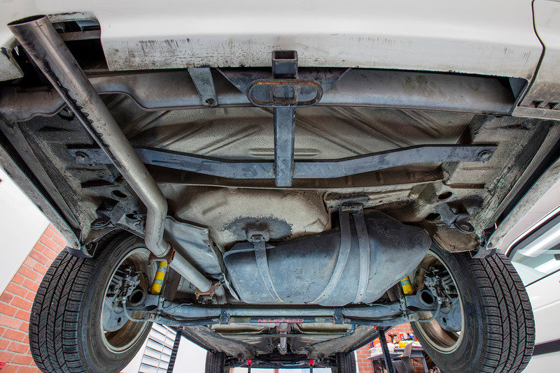 FRANKENBUILT VW MKII Jetta TDI Conversion
