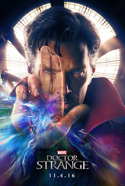 Second trailer for DOCTOR STRANGE revealed