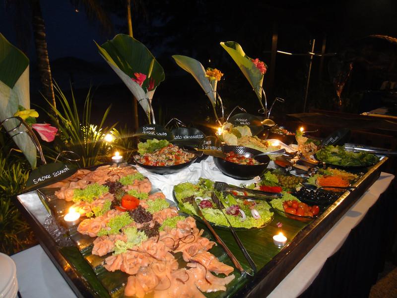 Buffet dinner at Tsanjong Jara Resort (3).JPG
