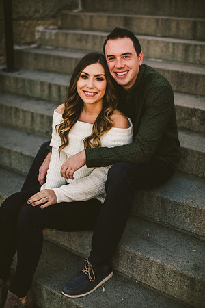 Allie + Brian - Engagement