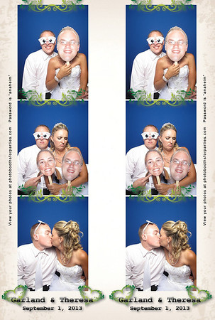 Theresa & Garland's Wedding