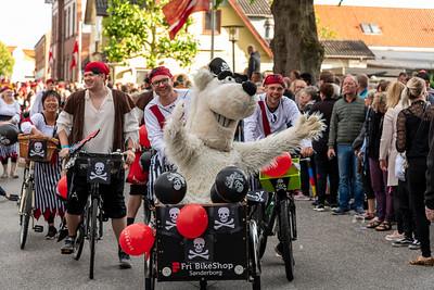 2019-07-06 Broager Cykelringridning 40år jubilæum