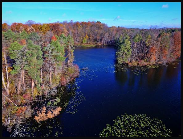 Hartville and Mogodore Reservoir