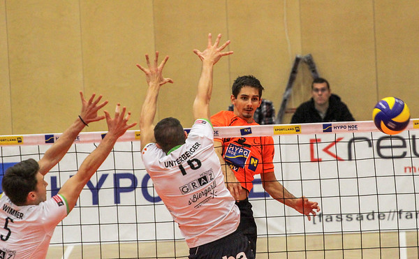 161113 VCA vs Graz