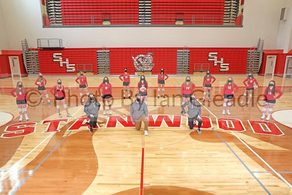 SHS 2021 Girls VolleyBall