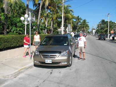 Florida Winter 2007, by Motorhome