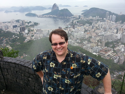 Marco in Brazil 2013