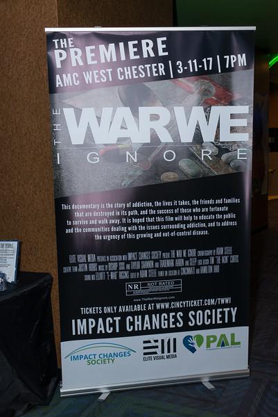 The War We Ignore Premier