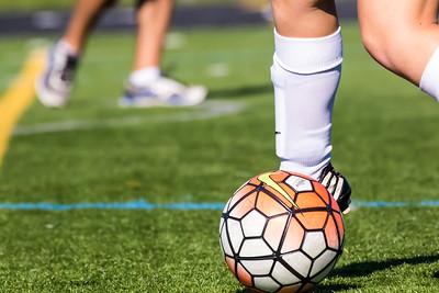 Girls Soccer Fortis Academy 2017