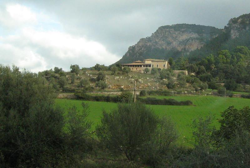 Palma de Mallorca - Restaurent San Moragues where we had lunch