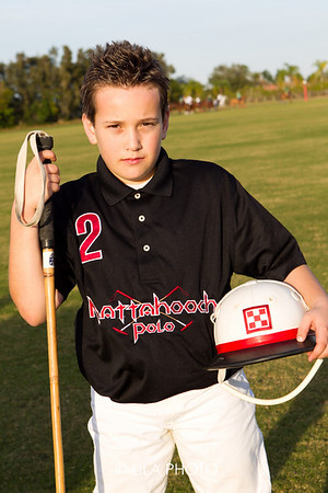 Fourth Grade Polo Portraits