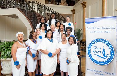 Zeta - 60th Annual Womanhood Scholarship