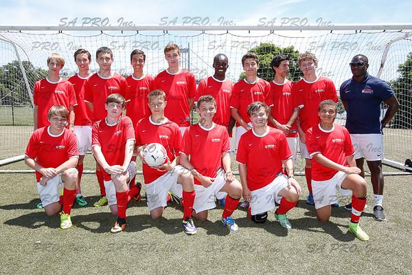 Summerfuel - 1st Session ARSENAL Soccer Camp NY 2014
