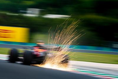 F1, Hungaroring, FP1