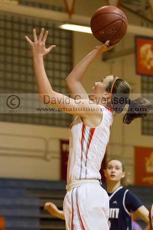 Boone Girls Varsity Basketball #11 - 2013