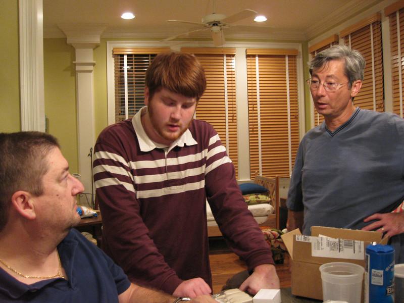 Gabe and Bob Hastings #2 2009-01-03.JPG