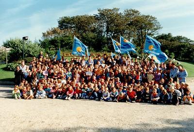 1993-1994 - Activiteit - Werving