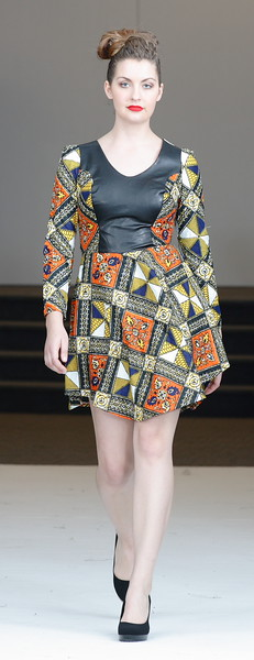 African Fashion Week DC 2015 - AFWDC - AFWDC Runway Fashion Show and Vendors - Ohemaa Couture 3-21-2015