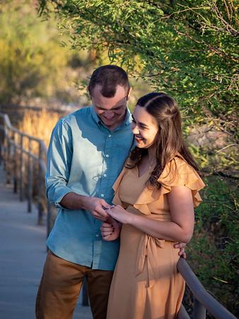 Tyler and Bethany