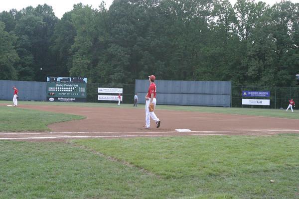Big Train vs. Redbirds, 7/31/2010, The Game