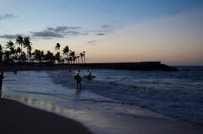 Condado Beach, Puerto Rico, USA
