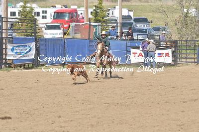1st Go Calf Roping 05-22-15