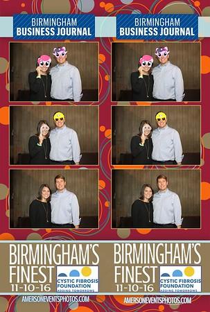 Birmingham's Finest 2016