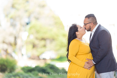 Erica and Oscar Maternity Shoot 7.21.19