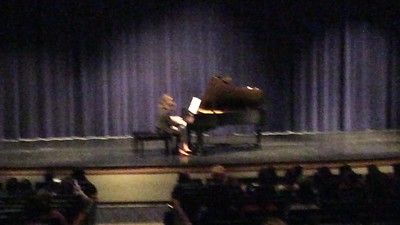 Roosevelt Band Piano Performances