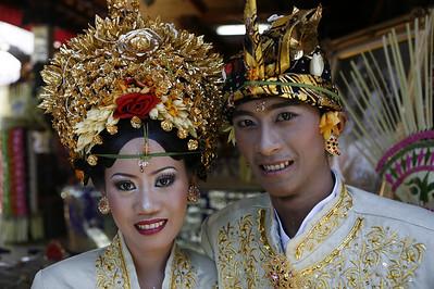 Balinees Huwelijk Kuta