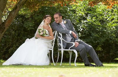 Theresa and Zeki Esposito Wedding