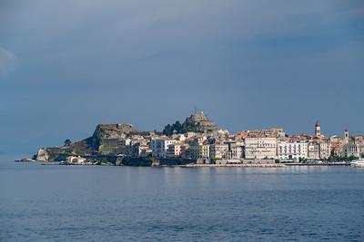 Corfu, Greece 2018
